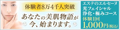 光フェイシャル浄化コース