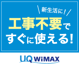 PCもタブレットも外出先で快適ネット!【WiMAX2+】