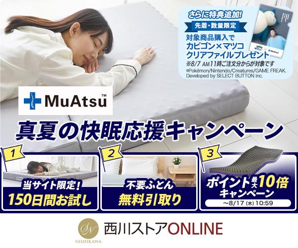 東京西川 ムアツシリーズ