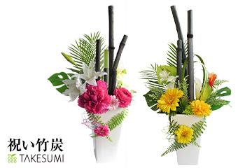 祝い竹炭|竹炭インテリアの株式会社TAKESUMI公式通販サイト