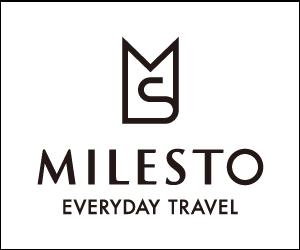 """""""毎日を旅するように暮らす""""大人へ向けたトラベルブランド【MILESTO(ミレスト)】"""