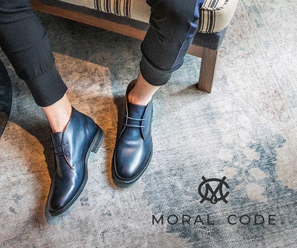 MORAL CODE_モラルコード